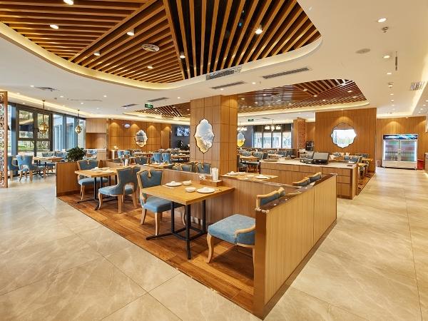 餐厅装修实景图,深圳餐厅装修, 餐厅设计效果图 ,深圳面包店装修