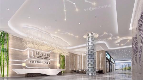 罗湖写字楼设计装饰公司科普绿萝的作用及如何养好绿萝