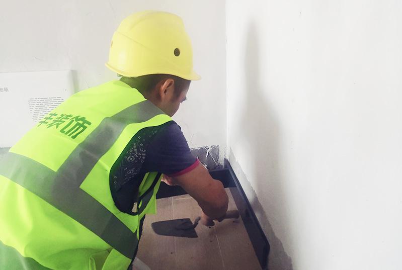 地砖施工工艺