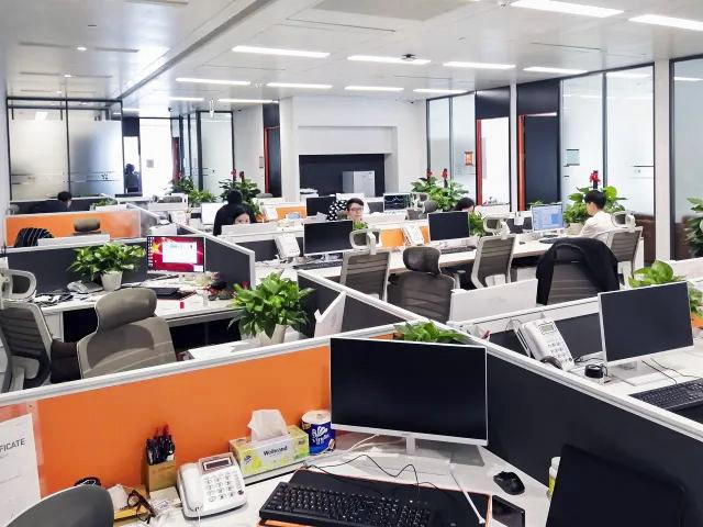 深圳金融企业设计装修