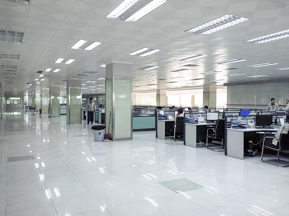 深圳厂房办公室装修设计