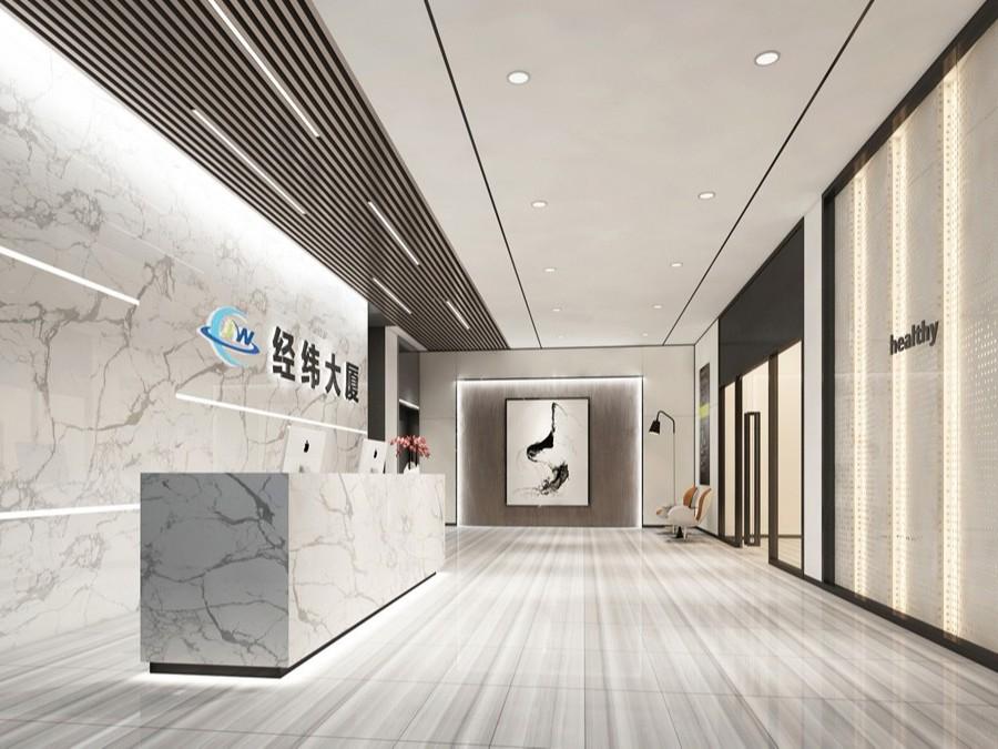 深圳公装公司,办公室装修效果图, 办公室装修实景图, 写字楼装修效果图