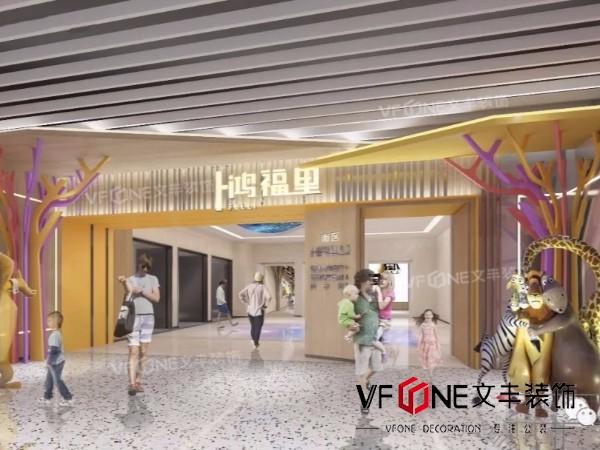 深圳商场设计公司, 商场装修效果图, 商场装修设计