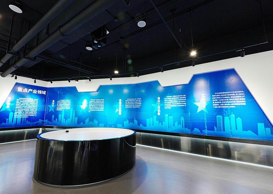 深圳展厅设计效果图