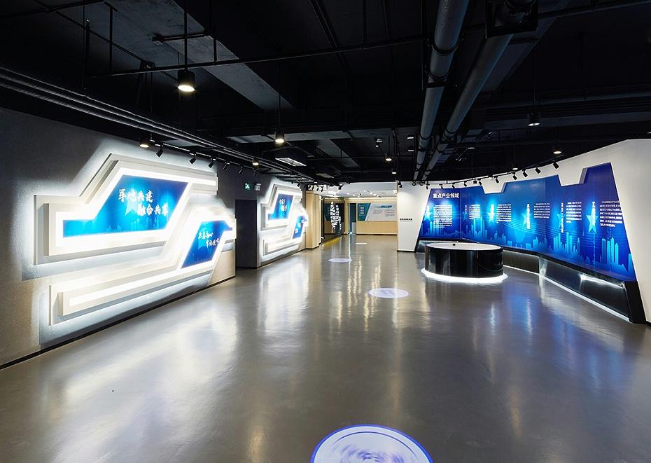 深圳展厅装修设计