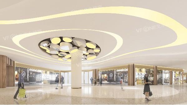 掌握这五点,深圳商场装饰装修让客户主动买单