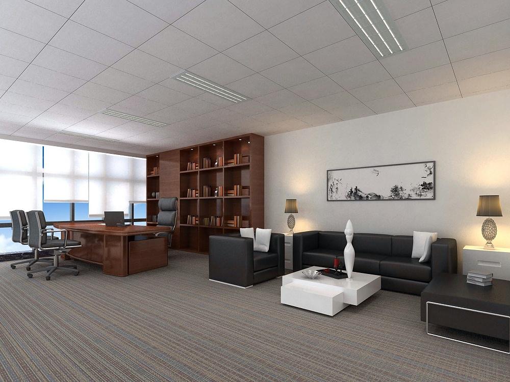 深圳总经理办公室装修设计效果图