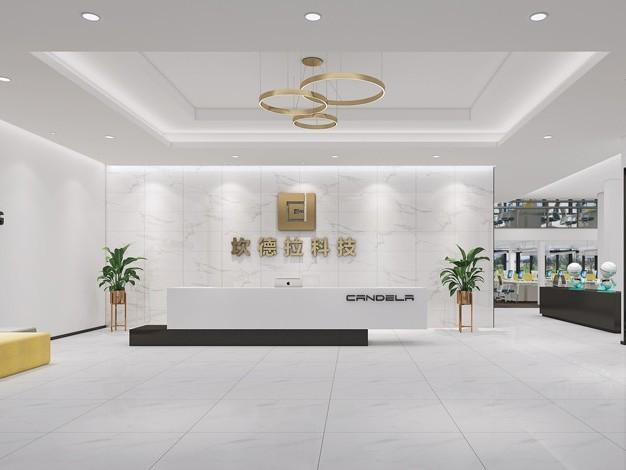 深圳办公室装修设计,办公室装修效果图, 办公室装修实景图, 写字楼装修效果图